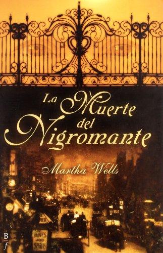 9788496173446: Muerte Del Nigromante (Bibliópolis Fantástica)