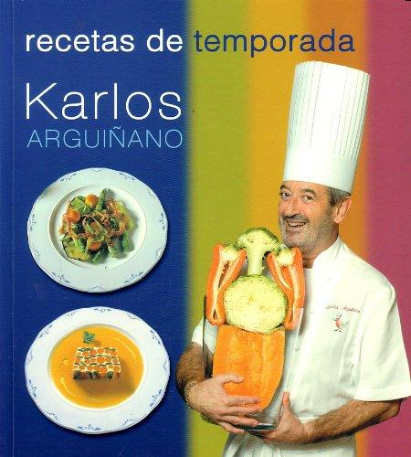 9788496177055: RECETAS DE TEMPORADA
