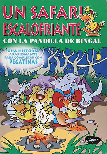 Un Safari Escalofriante (Spanish Edition) (9788496179172) by Random House