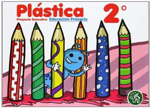 PROYECTO DESCUBRO, PLASTICA, 2º EDUCACION PRIMARIA: Sanz Salas, José