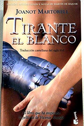 9788496188921: Tirante el Blanco