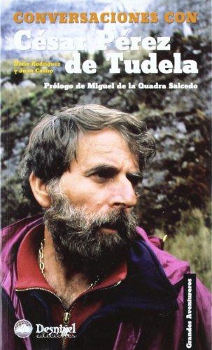9788496192034: Conversaciones con César Pérez de Tudela