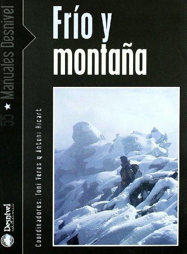 9788496192539: Frío y montaña
