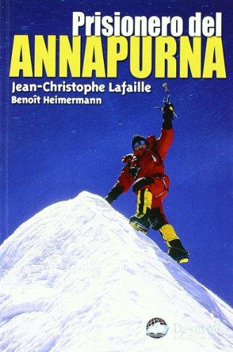 9788496192669: Prisionero del Annapurna