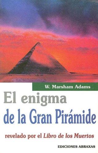 9788496196230: Enigma De La Gran Piramide, El