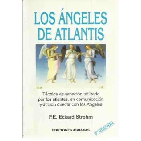 9788496196353: LOS ANGELES DE ATLANTIS (3ª ED.)