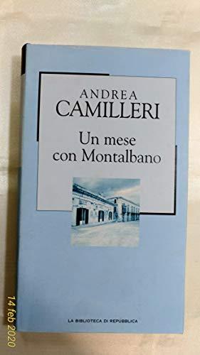 9788496200074: Un mese con Montalbano (Italian Edition) (La Biblioteca di Repubblica., Novecento ;, 78.)