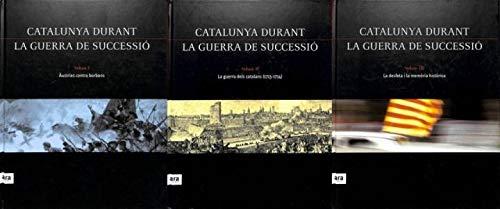 9788496201798: Catalunya durant la Guerra de la Successió
