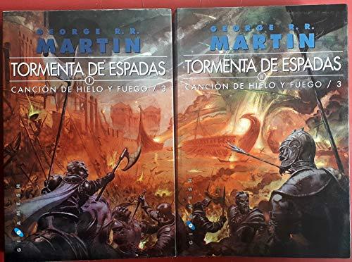 9788496208087: Tormenta de espadas - cancion de hielo y fuego 3 (2 vols.) (7ª ed.) (Gigamesh Ficcion)
