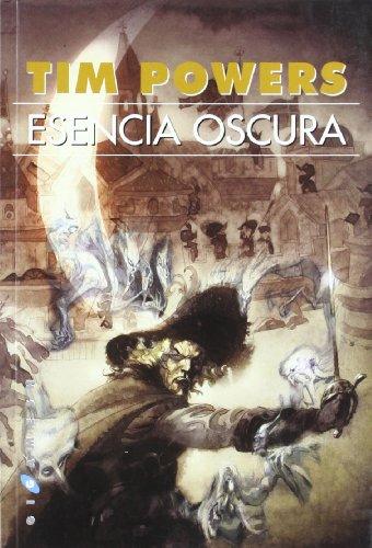 9788496208186: ESENCIA OSCURA Una novela inédita del autor de Las puertas de Anubis