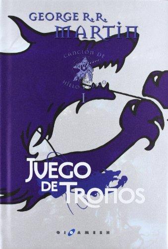 9788496208490: Juego De Tronos. Canción De Hielo Y Fuego - Volumen 1 (Gigamesh Éxitos)