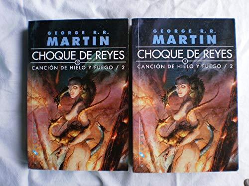 Canción de hielo y fuego: Martin, George R.