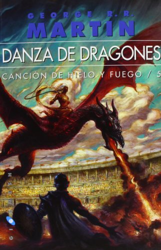 9788496208582: Danza de dragones
