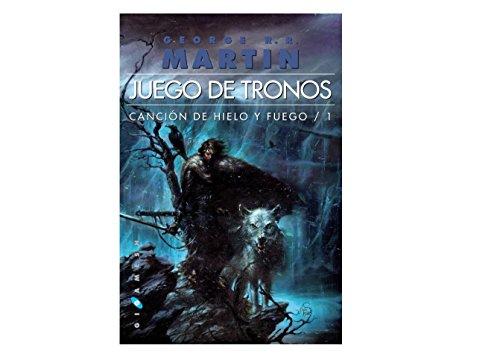 9788496208919: Juego de tronos: canción de hielo y fuego 1: libro primero (2 volúmenes) (Gigamesh Bolsillo)