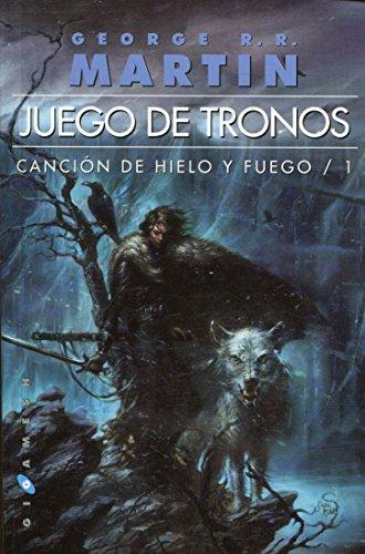 9788496208926: Juego de tronos. Canción de hielo y fuego. Libro Primero