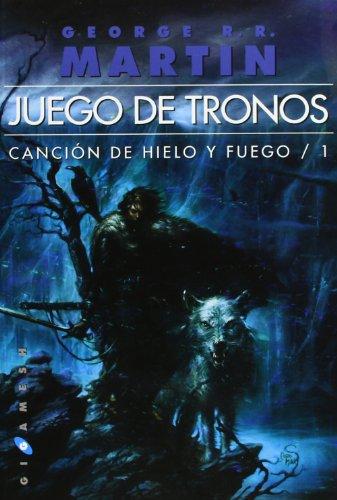 9788496208964: JUEGO DE TRONOS: CANCION DE HIELO Y FUEGO 1. RUSTICA.