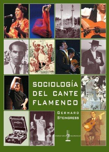 9788496210387: Sociología del cante flamenco (Spanish Edition)