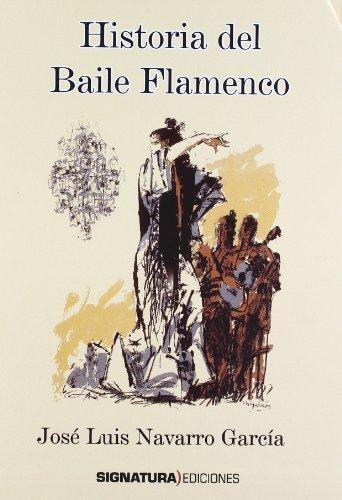 9788496210691: Historia del baile flamenco