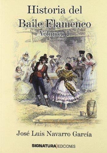 9788496210707: (I) historia del baile flamenco