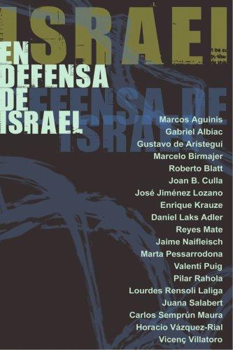 9788496219205: EN DEFENSA DE ISRAEL (Spanish Edition)