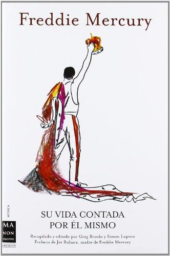 Freddie Mercury (Spanish Edition): Greg Brooks, Simon Lupton