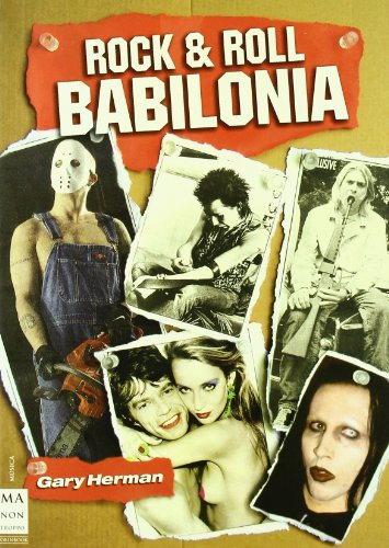 9788496222502: Rock & roll babilonia (Musica (605))