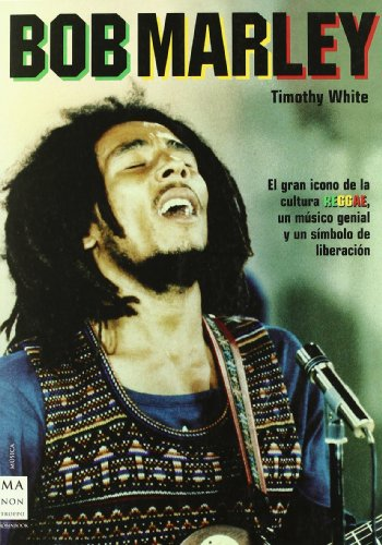 9788496222786: Bob marley: La vida del genial cantante de reggae (Musica Ma Non Troppo)