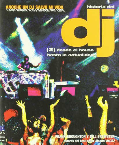 2: La historia del DJ / The: Broughton, Frank
