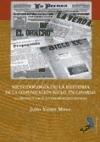 9788496225688: Metodología de la historia de la comunicación social en Canarias: La prensa y las fuentes hemerográficas (Textos del desorden)
