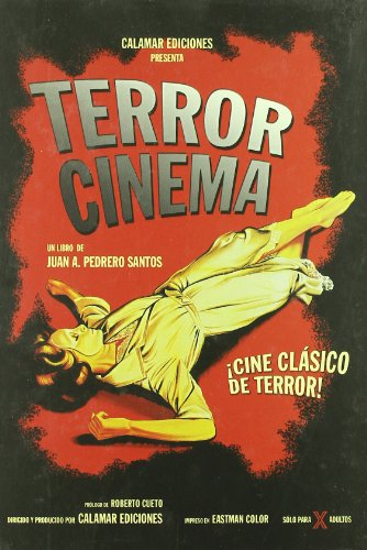 9788496235236: Terror cinema. Cine clasico del terror