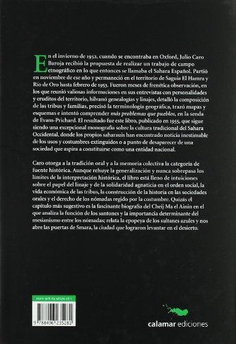 9788496235281: Estudios saharianos (Sgarit Biblioteca Desierto)