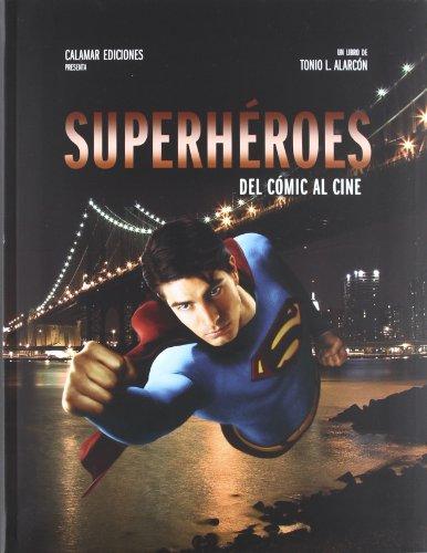 9788496235380: Superheroes - Del Comic Al Cine