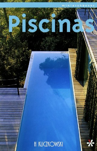9788496241862: Piscinas / Pools (Mini Arch Books) (Spanish Edition)