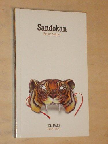 9788496246584: Sandokan