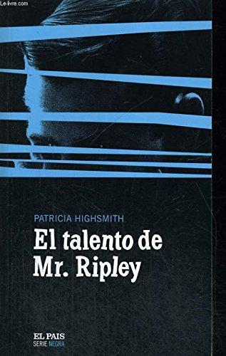 9788496246621: El Talento De Mr. Ripley