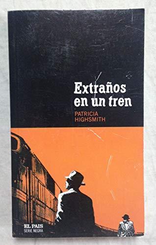9788496246799: Extraños en un tren