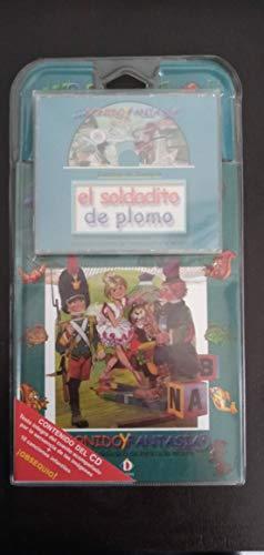 9788496249981: El soldadito de plomo / The Steadfast Tin Soldier (Coleccion Sonido Y Fantasia) (Spanish Edition)