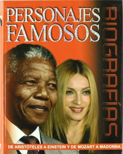 9788496252912: PERSONAJES FAMOSOS