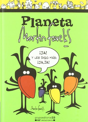 9788496257795: Planeta Martín favelis