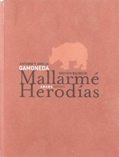 9788496258686: Mallarme Herodias (Voces)