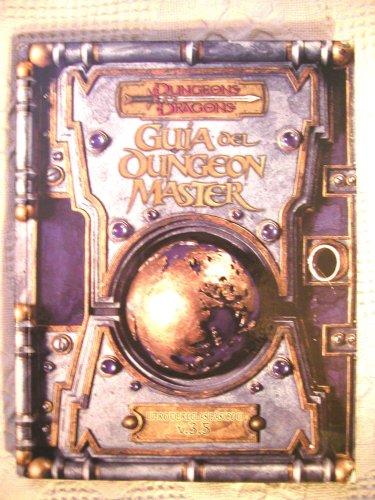 9788496262072: Dungeons & Dragons : Guia Del Dungeon Master (Libro De Reglas Basico II, V.3.5)