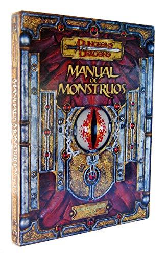9788496262157: Manual de monstruos (dungeons & dragons)