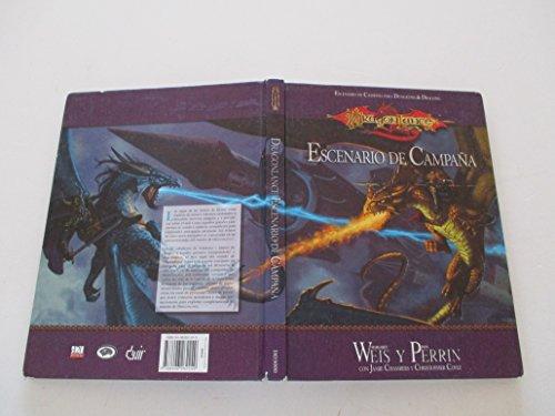 9788496262249: Escenario de campaña Dragonlance