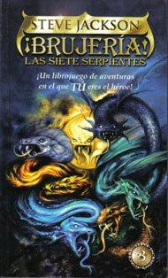 Las siete serpientes: Jackson, Steve