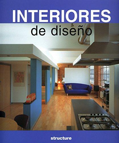 9788496263369: Interiores de Diseno (Artes Visuales Structure) (Spanish Edition)