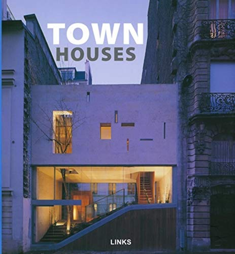 9788496263741: town houses (LINKS INTERNATIONALE)