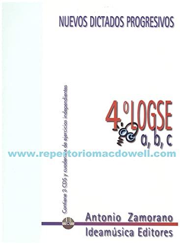 9788496268050: Nuevos Dictados Progresivos. ABC 4. Educación Primaria