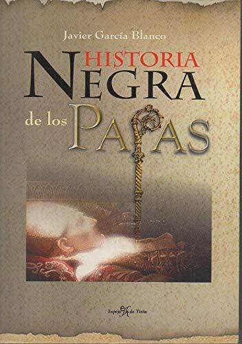 9788496280267: Historia negra de los papas
