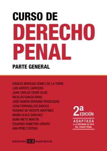 9788496283985: Curso Derecho Penal