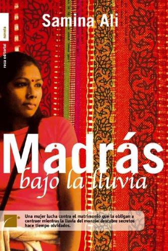 9788496284500: Madras Bajo La Lluvia / Madras On Rainy Days